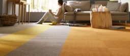 Mit tretford Teppich Räume gestalten – naturnah und farbig