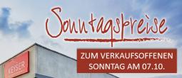 Straubing geht Shoppen – Verkaufsoffener Sonntag am 7.10.